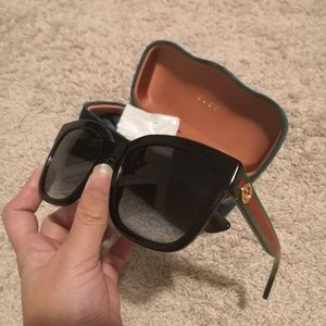 Brand new gucci sunglasses